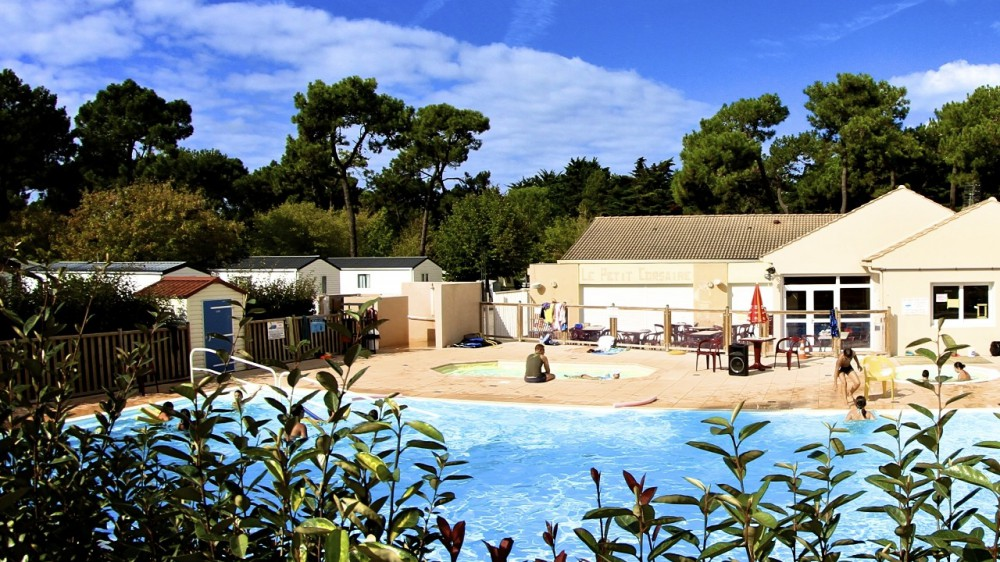 Camping fromentine for Camping le piscine sarteano